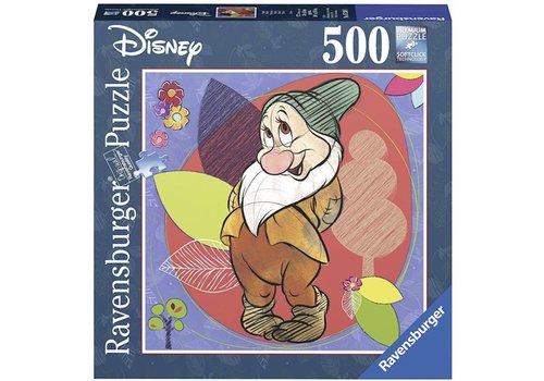 Nain Timide / Bashful - puzzle 500 pièces