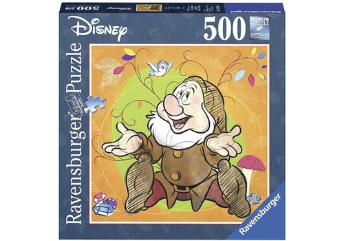 Dwarf Sneezy - puzzle 500 pieces
