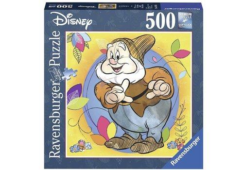 Dwerg Giechel / Happy - 500 stukjes - Exclusiviteit
