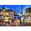 Ravensburger Joli Paris - puzzle de 300 pièces XXL