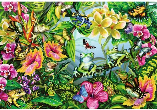 Find the Frogs - 1500 pieces - Exclusive offer