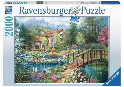 Ravensburger Nuances d'été - 2000 pièces - Offre exclusive