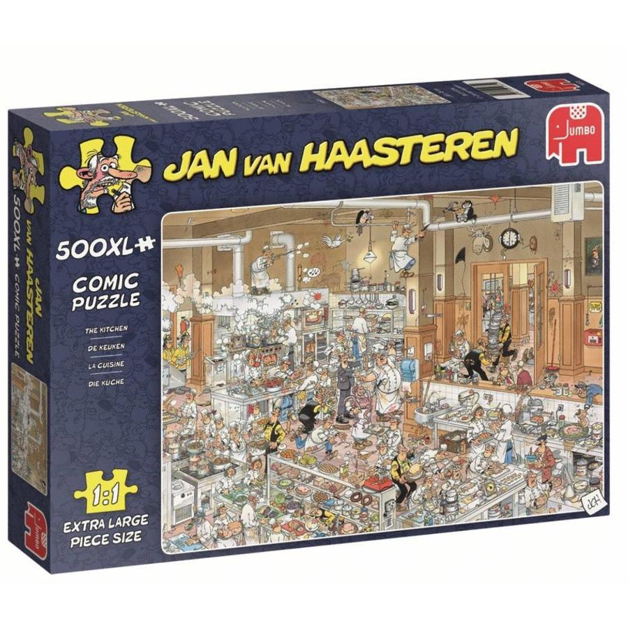 The Kitchen - JvH - 500XXL pieces-1