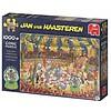 Jumbo Acrobaten Circus - JvH - 1000 stukjes