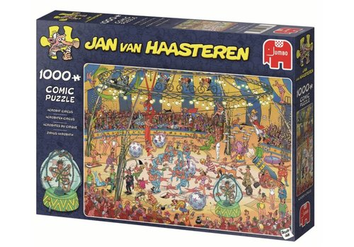 Acrobat Circus - JvH - 1000 pieces