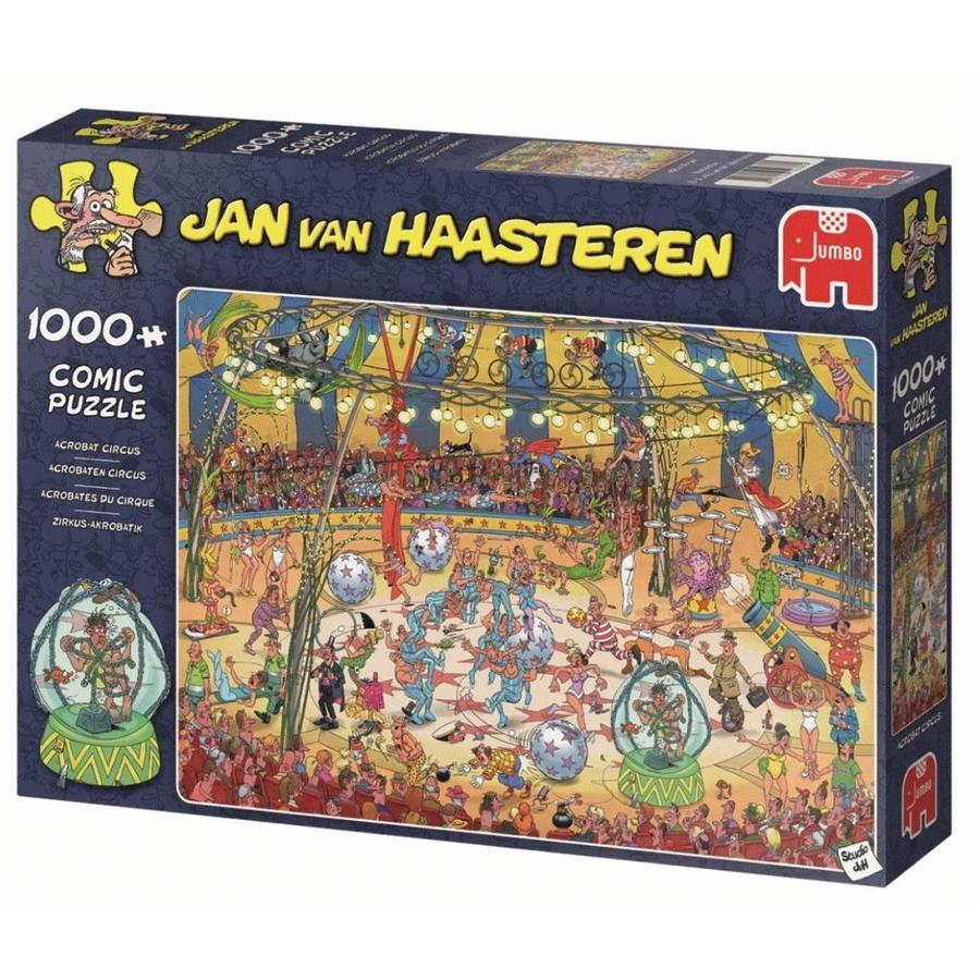 Acrobaten Circus - JvH - 1000 stukjes-1
