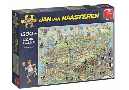 Highland Games - JvH - 1500 pieces
