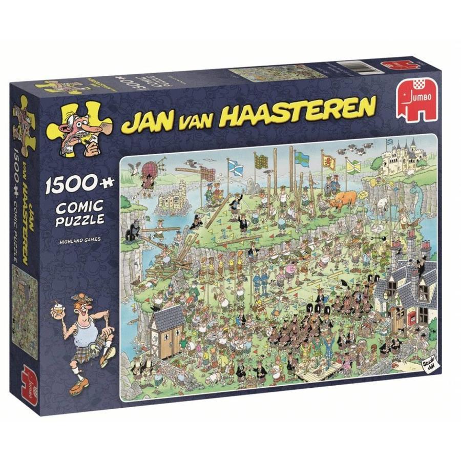 Highland Games - JvH - 1500 stukjes-1