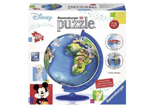 Disney wereldbol - 180 stukjes