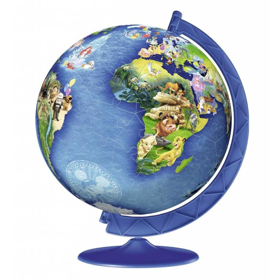 Disney wereldbol - 180 stukjes-3