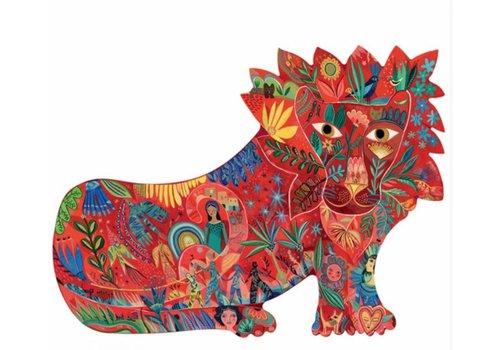 Djeco The amazing lion - 150 pieces