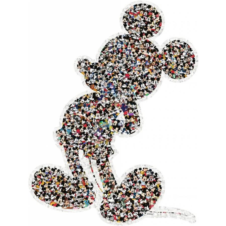 Shaped Mickey   - puzzle de 945 pièces-2