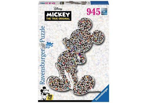 Shaped Mickey - 945 stukjes