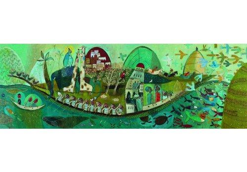 Le bateau poétique - 350 pièces