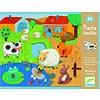 Djeco Puzzle farm - 12 pieces