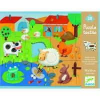 thumb-Puzzle farm - 12 pieces-1