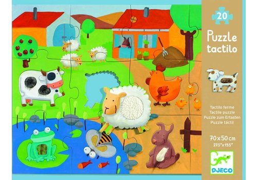 Puzzle farm - 12 pieces
