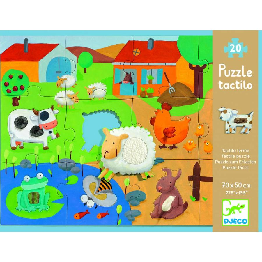 Puzzle farm - 12 pieces-1