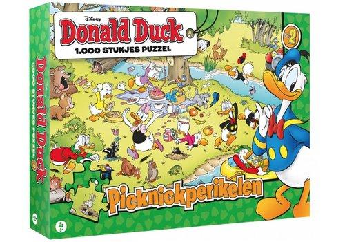 Donald Duck 2 - 1000 pièces