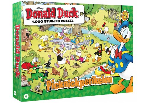 Donald Duck 2 - 1000 pieces