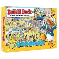 Donald Duck 3 - Ballenbende - legpuzzel van 1000 stukjes