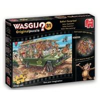 Wasgij Original 31  - Safari Spektakel - 1000 stukjes