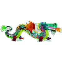thumb-Leon de draak - 58 stukjes-1