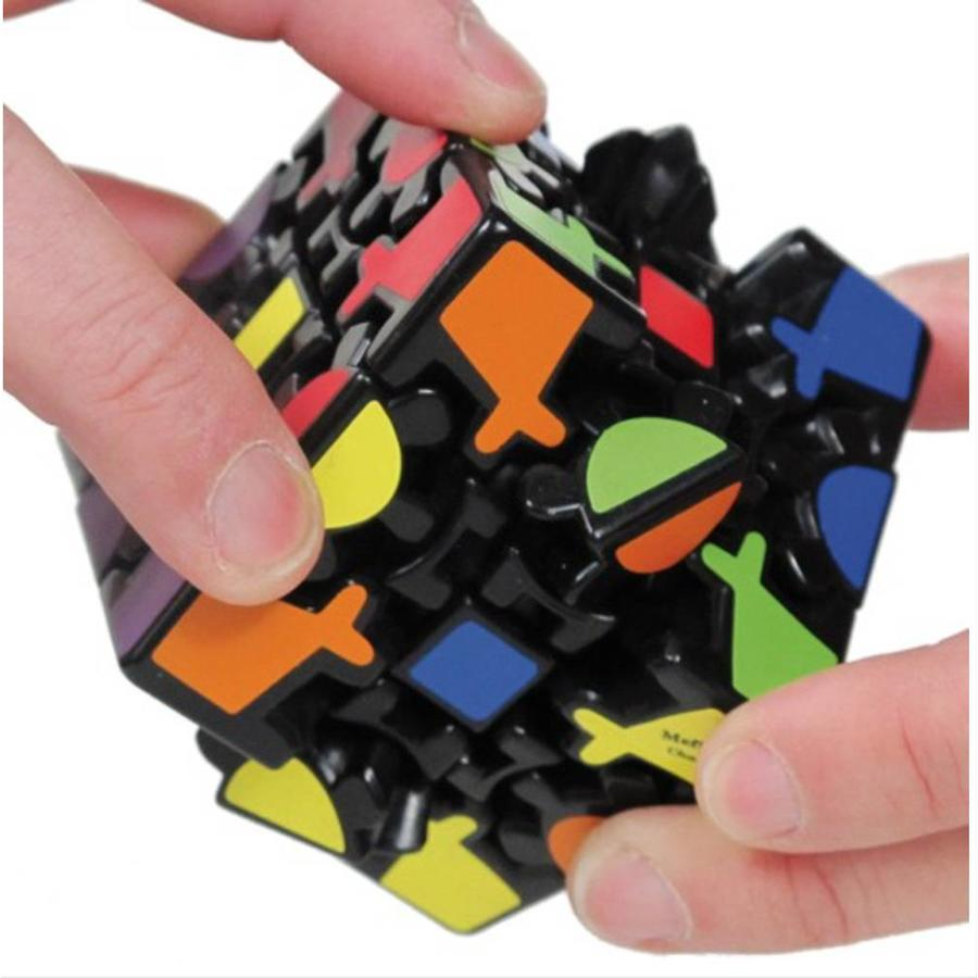 Gear Shift - brainteaser cube-2
