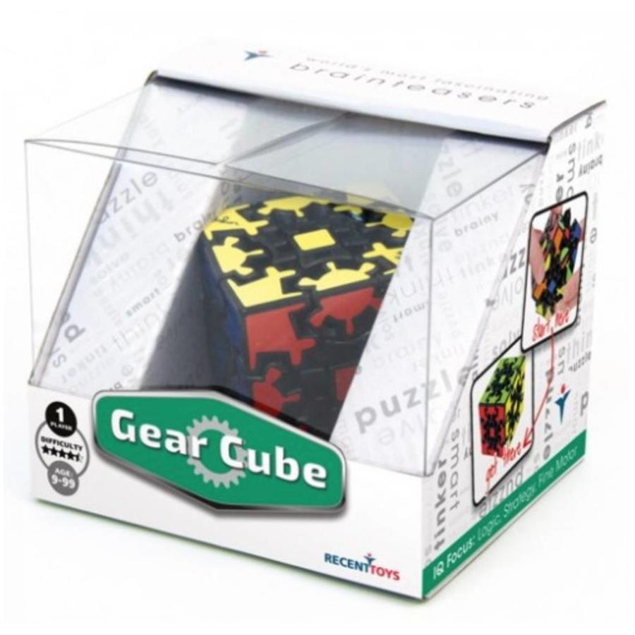 Gear Shift - brainteaser cube-3