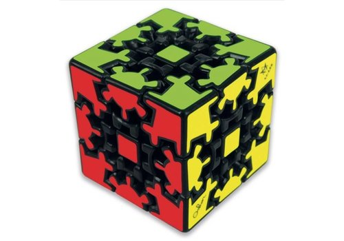 Gear Shift - brainteaser cube