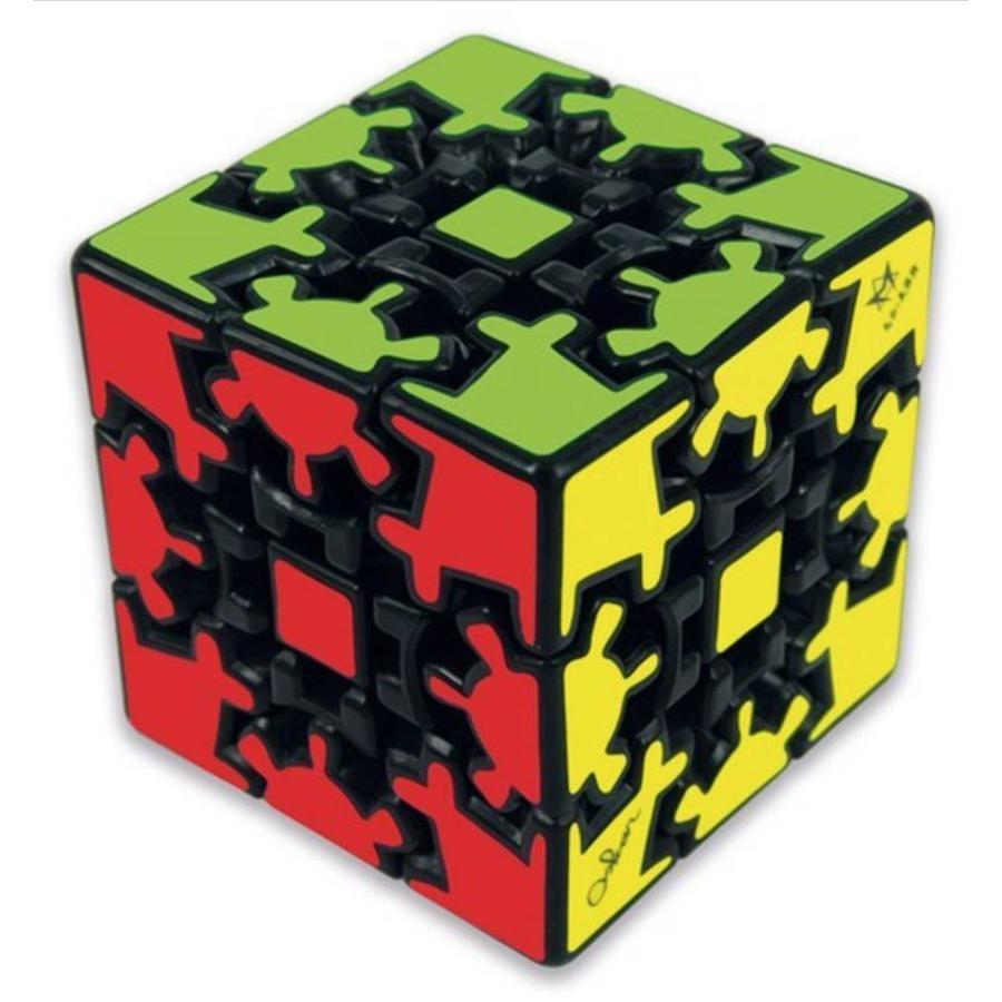 Gear Shift - brainteaser cube-1