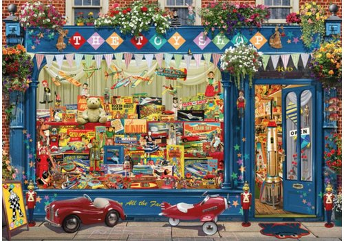 The toy shop - 1000 pieces