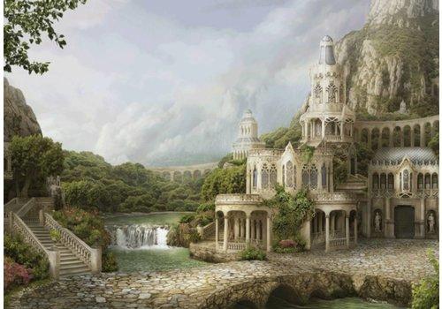 Palais à la montagne - 1000 pièces