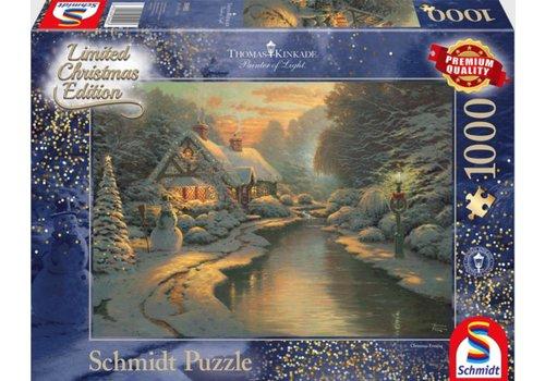 Op Kerstavond - 1000 stukjes