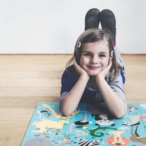 Puzzles pour les enfants