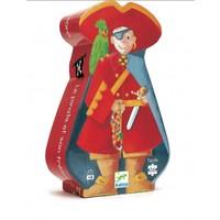 thumb-De piraat en z'n schat - puzzel van 36 stukjes-1