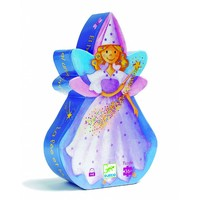 thumb-The fairy and the unicorn - puzzle of 36 pieces-1