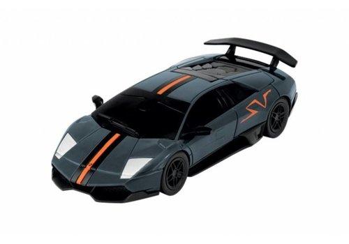 Eureka Lamborghini LP 670 ** - voiture puzzle 3D