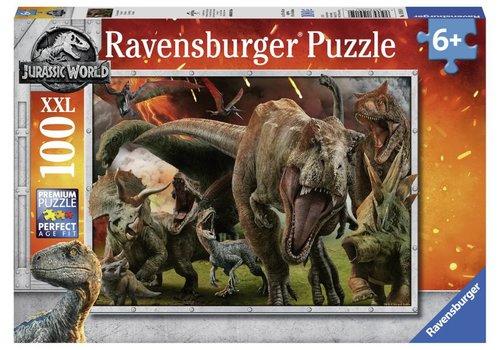 Jurassic World - 100 pieces