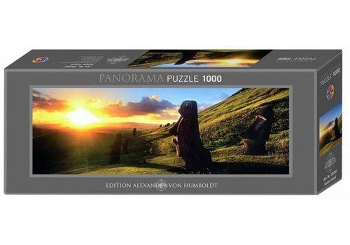 Paaseiland - 1000 stukjes - panorama