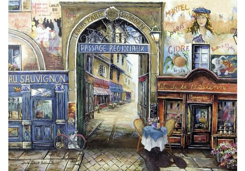 Passage à Paris - 1500 pièces