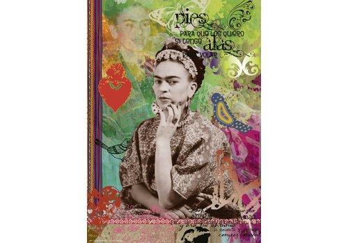 Frida Kahlo de Rivera - 1000 stukjes