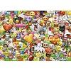 Ravensburger Emoji II - puzzel van 1000 stukjes