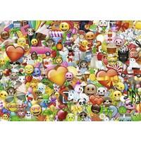 thumb-Emoji II - puzzel van 1000 stukjes-1
