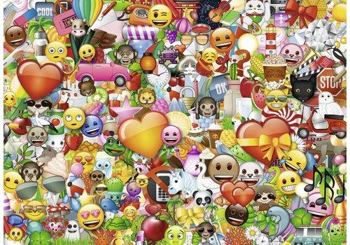 Emoji II - 1000 stukjes
