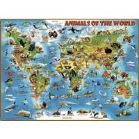 thumb-Dieren van de wereld - 300 stukjes-1