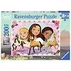 Ravensburger Spirit - puzzel van 200 stukjes