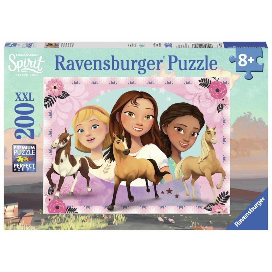 Spirit - puzzel van 200 stukjes-1