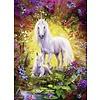 Ravensburger La licorne et son poulain - 500 pièces