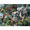 Ravensburger Koala's in de boom - 500 stukjes